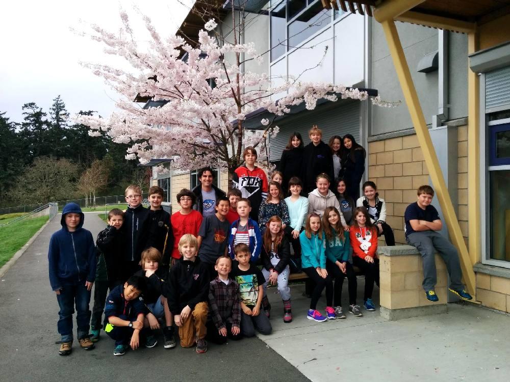 Ecolo John Stubbs 2015 winning schools